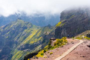 Madeira - Wanderung im Zentralgebirge: