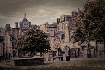 Greyfriars Kirkyard - Edinburgh, Scotland, United Kingdom