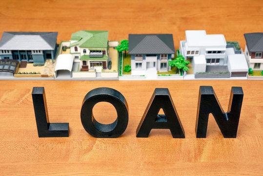 住宅ローン Home loan