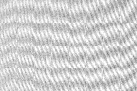 Whit gray fabric canvas texture background for design blackdrop or overlay background