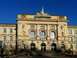 Die alte Universität in Würzburg / Germany