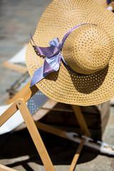 Le chapeau de la Belle