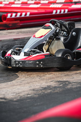 go cart racing. motorsport. wheel.