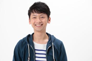 Fototapeta 笑顔の男性 obraz