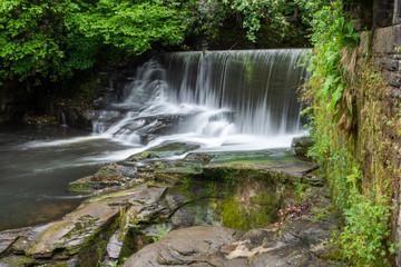 Aberdulais Falls, Wales