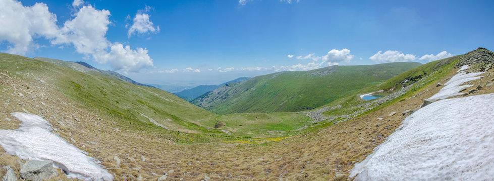 Pelister National Park, Macedonia - Panoramic view, Location - Small Lake