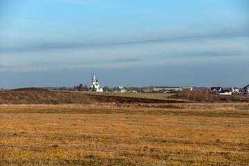 Assumption Church in the village Valischevo, Moscow region