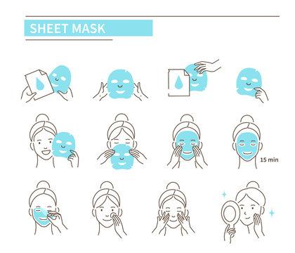 sheet facial mask