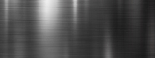 Fotorolgordijn Metal Black metal texture background design