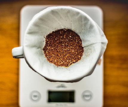 coffe V60 Hario