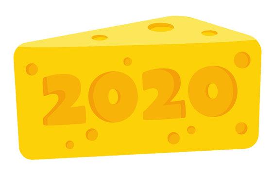 チーズ 2020