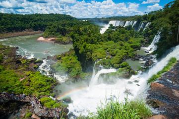 Iguazu waterfalls, Argentina, South America