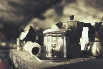 Vecchie Moca Caffe Urbex