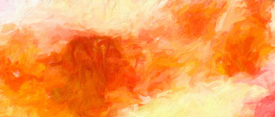 Oil painting art abstraction. Abstract background. Soft brushstrokes.