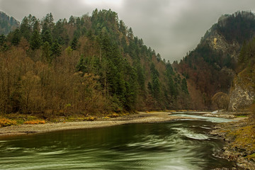 Pieniny - Carpathians Mountains