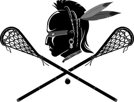 Lacrosse Indian Mohawk