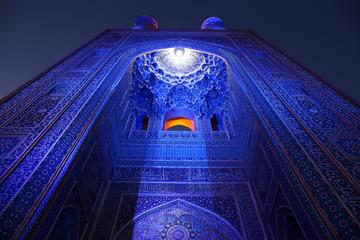 Jameh Mosque, Yazd, Ir·n