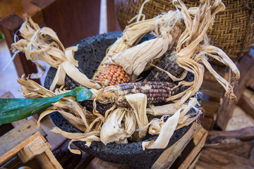 Mexican Cuisine, Corn