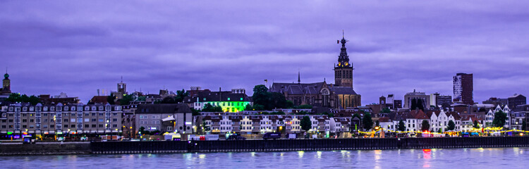 Nijmegen during the Night