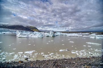 Wall Mural - Iceland Jökulsárlón Glacier Lagoon