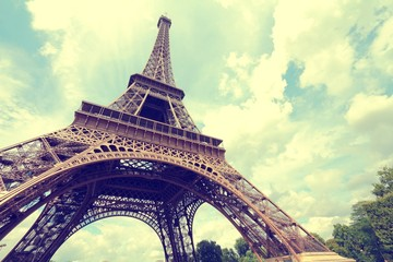 Wall Mural - Eiffel Tower