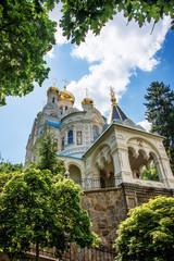 Orthodoxe Kirche Sankt Peter und Paul im Karlsbad