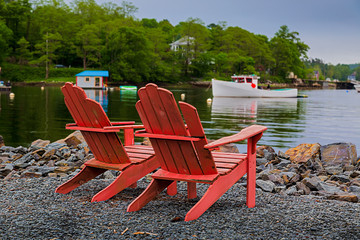 Awesome Adirondack Chairs Photos Royalty Free Images Graphics Pdpeps Interior Chair Design Pdpepsorg