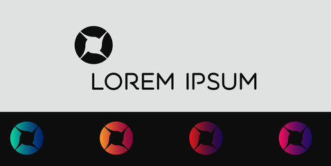 Modern Circular Company Logo