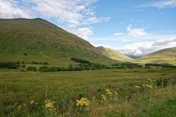 Schottland - Glencoe - River Coe