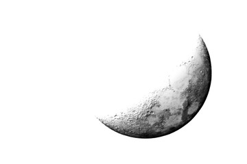Moon crater background