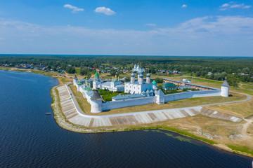 Holy Trinity Zheltovodsky monastery of Makaryevsky in Makarjevo