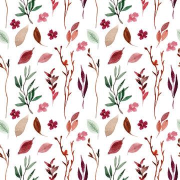 Pattern Floral Vintage Boho