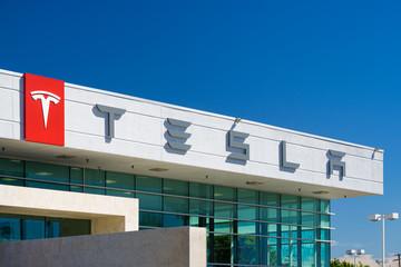 Tesla Motors Automobile Dealership