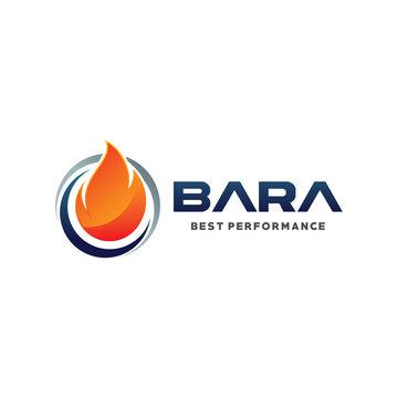 Gas and Oil Logo Vector