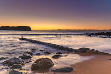 Wall Murals Shipwreck Sunrise Seascape
