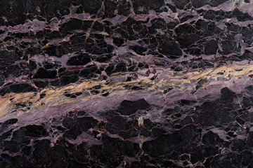 Papiers peints Marbre Excellent black marble background as part of your unusual design view. High quality texture in extremely high resolution. 50 megapixels photo.