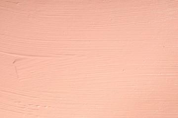 Tone foundation texture, background image close-up