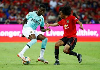 International Champions Cup - Manchester United v Inter Milan