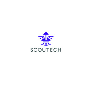 best original logo designs inspiration and concept for scout technology by sbnotion