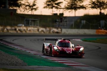 2019 ELMS - 4 Hours of Barcelona Motor Racing July 20th