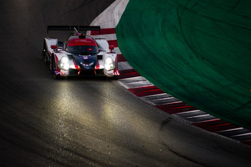 2019 ELMS - 4 Hours of Barcelona Motor Racing July 20th