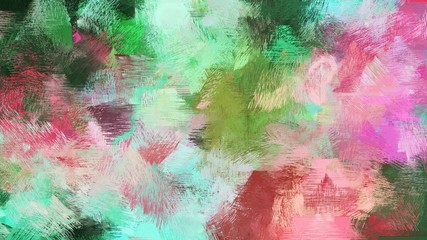 bright brushed painting with silver, dark slate gray and dark moderate pink colors. use it as background or texture