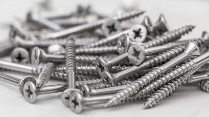 Edelstahl Schrauben sind bei Handwerkern sehr beliebt