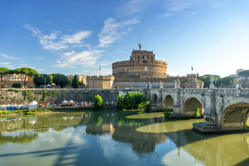 Castel and Ponte Sant Angelo