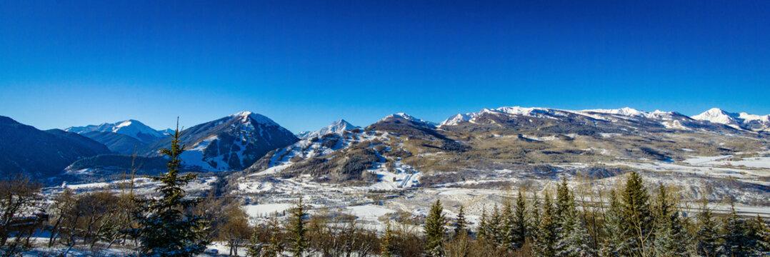 Aspen, buttermilk, aspen highlands and snowmass