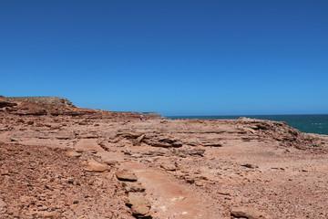The Rainbow Valley at Kalbarri National Park, Western Australia Oceania