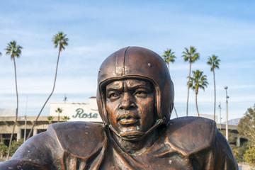 Jackie Robinson Memorial Statue at Rose Bowl