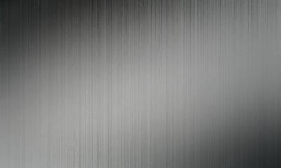 ヘアラインステンレス板の背景素材