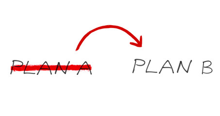 Plan B als Alternative zu Plan A