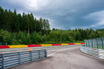 Circuit de Spa-Francorchamps, Motor Racing Belgium Wall mural